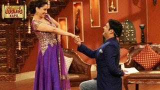 Madhuri Dixit And Huma Qureshi On Comedy Nights With Kapil
