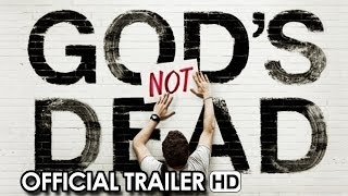 God's Not Dead Official Trailer (2014) HD
