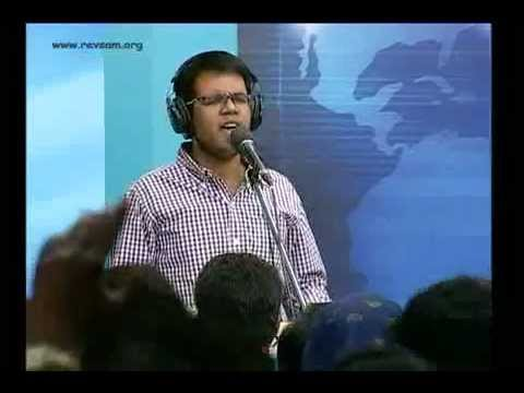 Roshan David - You are My Refuge - AFT Chennai