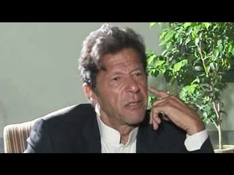 Imran Khan threatens to choke NATO supplies if drone attacks go on