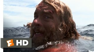 Cast Away (6/8) Movie CLIP I'm Sorry, Wilson! (2000) HD