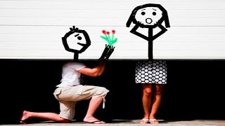 Pedidas de matrimonio épicas y originales