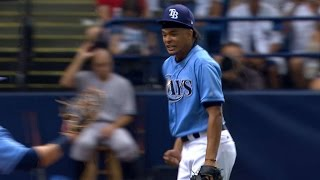 4/2/17: Rays strike early to win on Opening Day