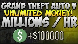 GTA 5 Online How To Make Money Fast $10,000+ Every 3