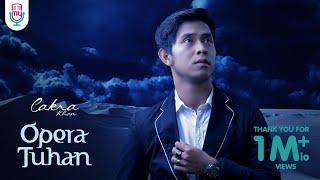 CAKRA KHAN Opera Tuhan (Official Music+Lyrics Video