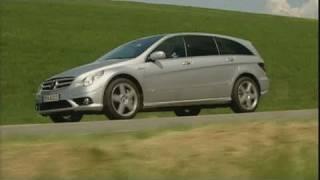 Mercedes R-Klasse videos