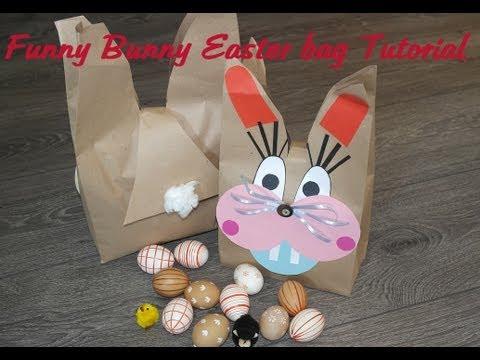 DIY Osterhase Osternest Easter basket gift ideas - DIY  húsvéti kosár ajándék ötletek