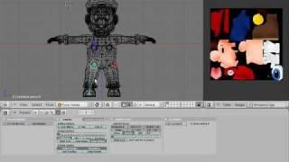 Tutorial nº 03:  Añadiendo un esqueleto a mi personaje