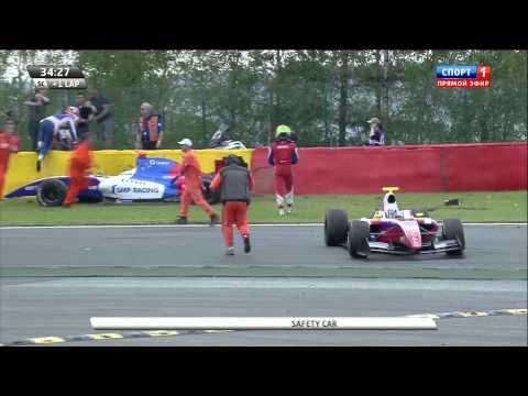 Start Crash @ 2014 WSBR Spa Race 1