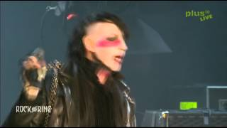 Marilyn Manson - Live @ Rock am Ring 2012 [BEST OF]
