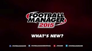 Football Manager 2015 videosu