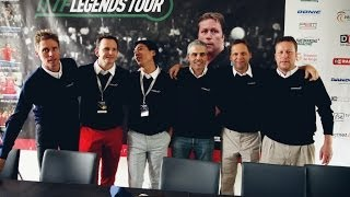 ITTF Legends Tour On Demand