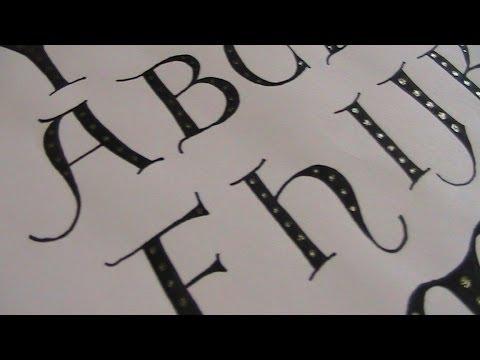 HD wallpapers fancy cursive writing styles