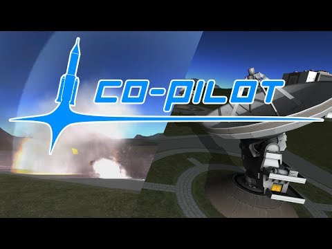 KSP Co-Pilot Ep2 - Part 3/3: Post-Flight Shenannigans