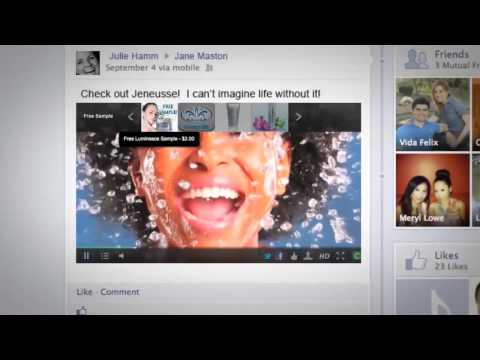 Monetizes Social Media in Network Marketing with Jeunesse Global