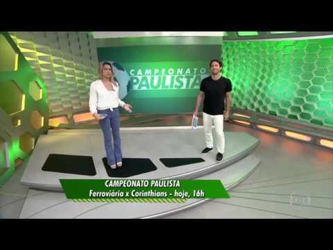 Esporte Espetacular - Como estão jogadores da base do Corinthians de 2000? (19/03/2017)