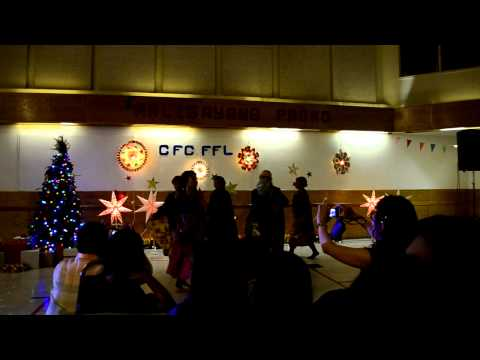 CFC - FFL Calgary Christmas Party 2011