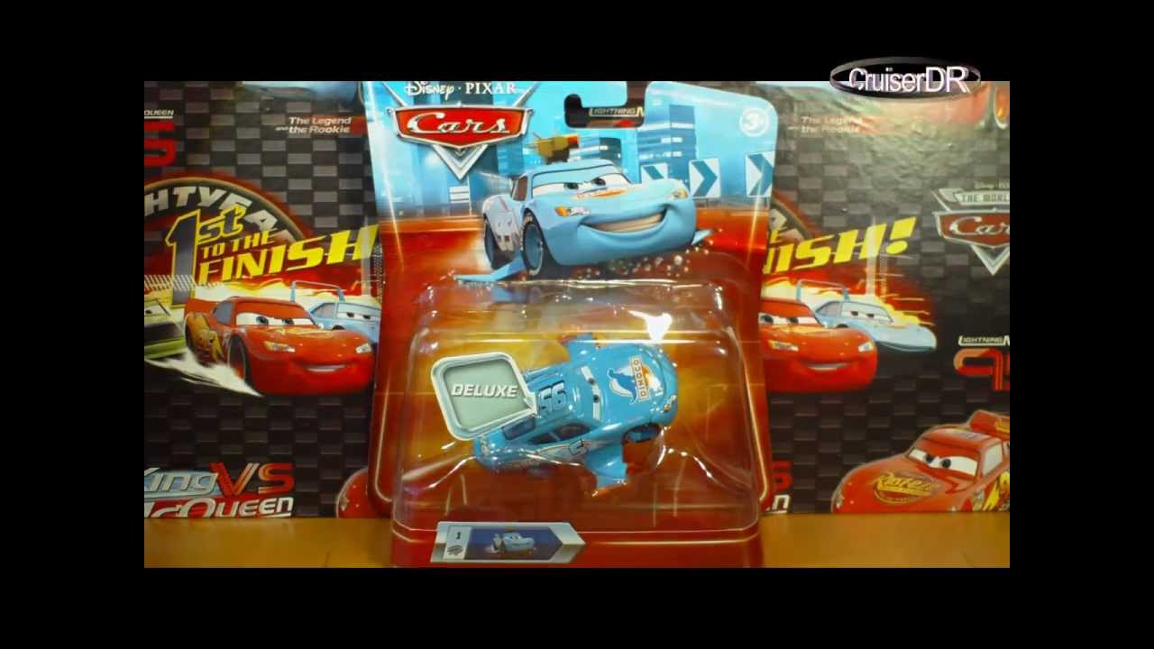cruisers nostalgie ecke disney pixar cars 1 lightning. Black Bedroom Furniture Sets. Home Design Ideas