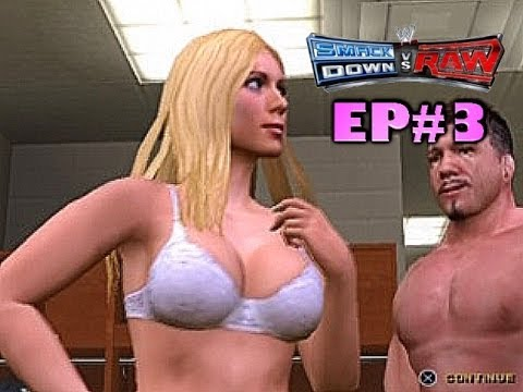 WWE Smackdown vs RAW: Season Mode - EP.3 - SEX