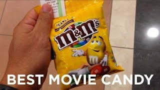 Why Peanut M&Ms are the BEST Movie Candy