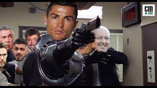Ronaldo-RoboCop, l'arma in più della Juve per dominare la nuova Serie A