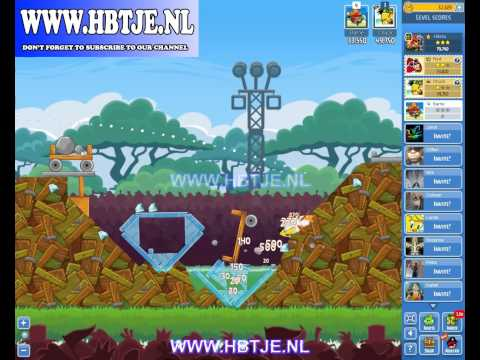 Angry Birds Friends Tournament Level 4 Week 89 (tournament 4) no power-ups