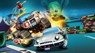 Micro Machines World Series - Bejelentés Trailer