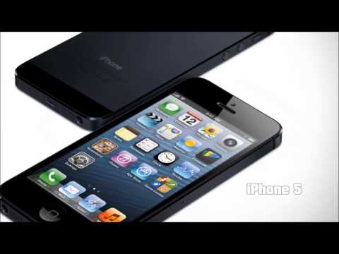 Top 5 Smartphones August/September 2013 - best selling