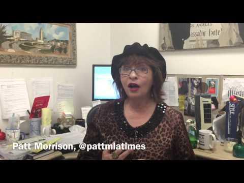 Patt Morrison on #LAin3words