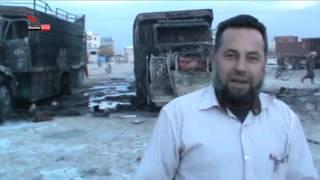 ВПС РФ розбомбили турецьку гуманітарну колону