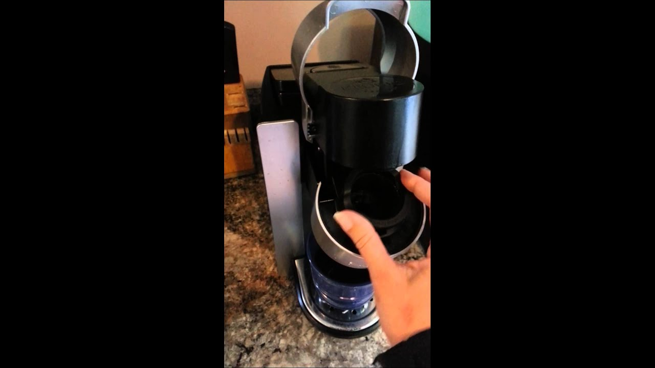 Keurig Coffee Maker Maintenance : How to fix a blocked keurig coffee machine - keurig not brewing a full cup - cleaning the needle ...