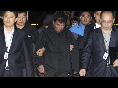 Maritime Expert on South Korea Ferry Captain's Actions