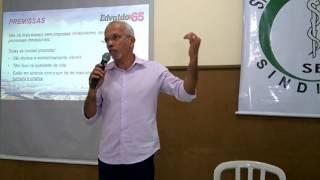 SINDIMED PROSSEGUE COM OS DEBATES E SEUS RESPECTIVOS CANDIDATOS - EDVALDO NOGUEIRA