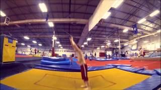 GoPro HDHero 3 Black - WVGA 240 FPS Slow Motion Gymnastics!