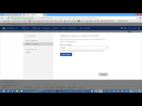 Enviar archivos pesados en Microsoft Onedrive paso a paso