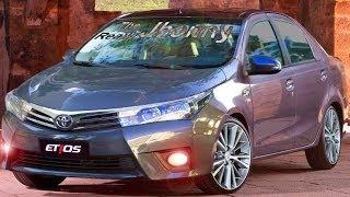 Novo Toyota Etios 2016 By TheReallyJhonny
