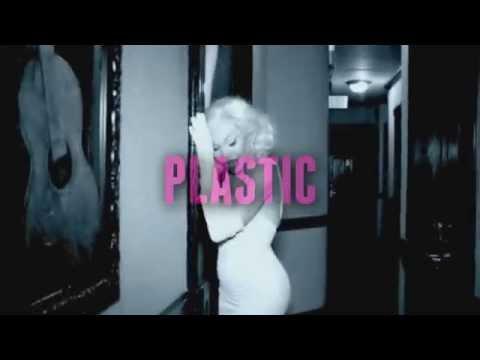 Sharon Needles - I Wish I Were Amanda Lepore feat. Amanda Lepore [Lyric Video]
