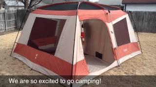 Eureka Copper Canyon Tent
