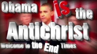 OBAMA Is The FULFILLMENT Of The ANTICHRIST
