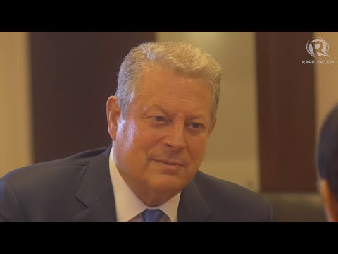 Al Gore on technology, politics of hatred, and Trump