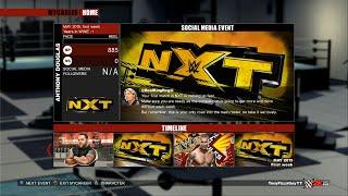 WWE 2K15 My Career - NXT DEBUT??PS4 / XBOX ONE / Next Gen?