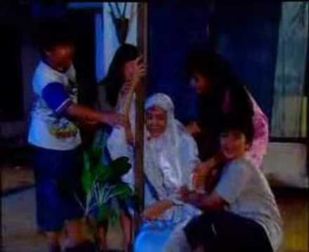 Hidayah - Kaki putus akibat menendang ibu (pt.1 of 6)
