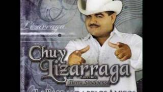 El muchacho alegre Chuy Lizarraga