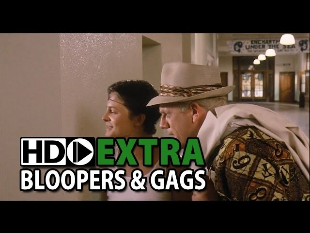 Back to the Future (1985) Bloopers Outtakes Gag Reel