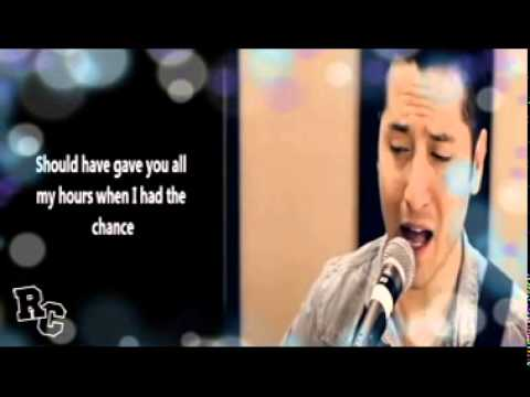 WHEN I WAS YOUR MAN   BOYCE AVENUE feat FIFTH HARMONY   with lyrics