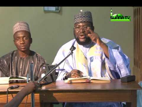 Sheikh Abdullahi Bala Lau (Tafsirin Ramadan 1434/2013 3)