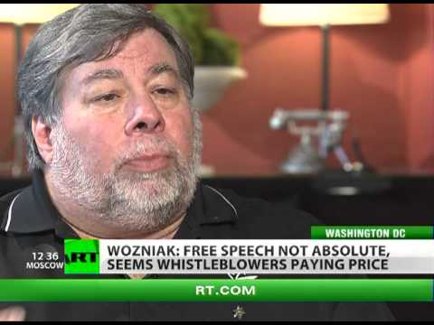 Wozniak: Web crackdown coming, freedom failing