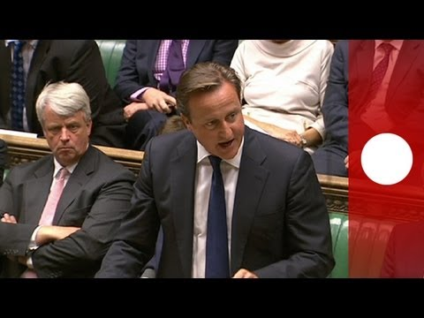 UK says 'no' to Syria strikes as Cameron loses vote in parliament