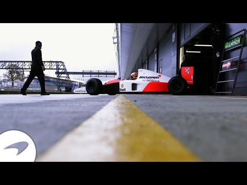 McLaren MP4/6 – come on feel the noise