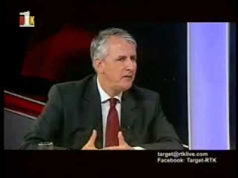 093 - Target-RTK: Interviste me ambasadorin e Gjermanise ne Kosove, Peter Blomeyer